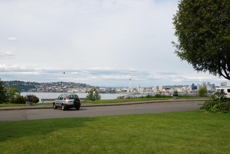 Seattle Outdoor Wedding Venue Review 2 Hamilton Viewpoint Park